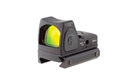 TRI-RM06-33<br>Trijicon RMR 3.25 MOA Adjustable LED Dot with Rail Grabbing Base