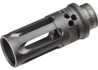 WARCOMP-556-CTN-1/2-28<br>WARCOMP Closed Tine Flash Hider for 5.56mm Rifles